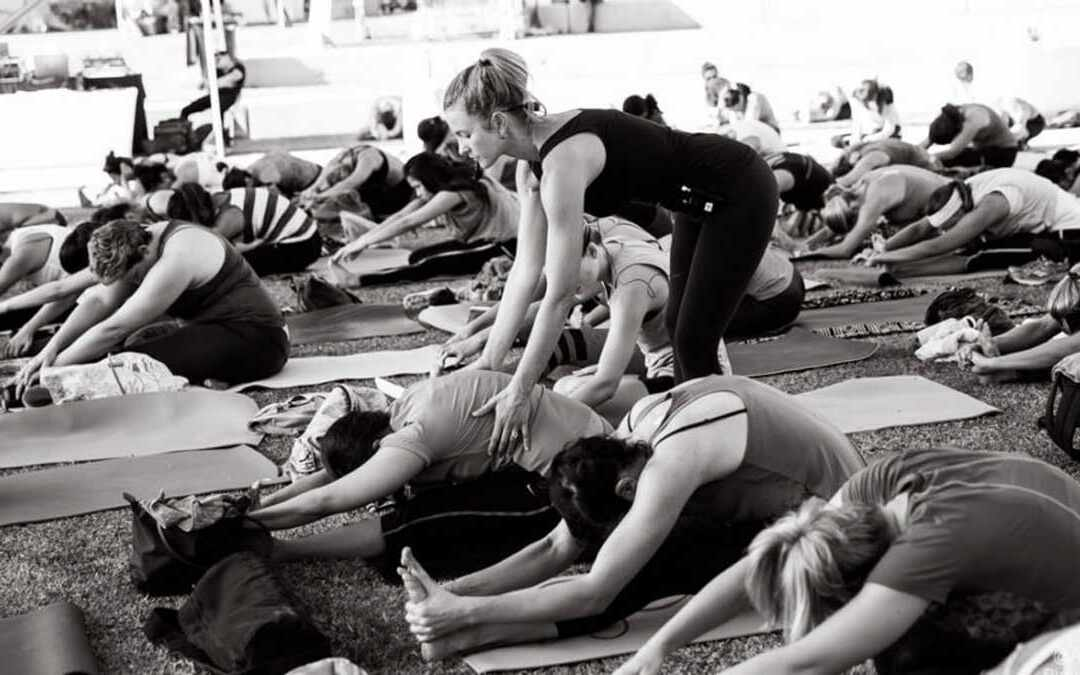WHAT MAKES SOMEONE A GOOD YOGA PRACTITIONER?